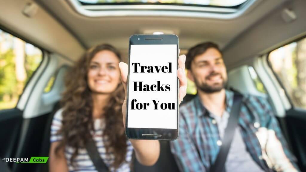Outstation travel hacks
